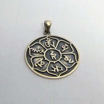 Mandala Om Mani Padme Hum