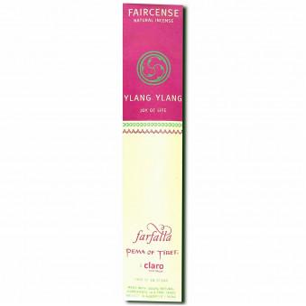 Faircense Faircense Incense Ylang Ylang 100% natural ingredients and pure essences, hand-rolled using Masala method, Auroville India