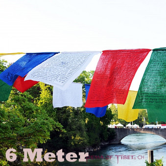 Prayer flags 6 meters