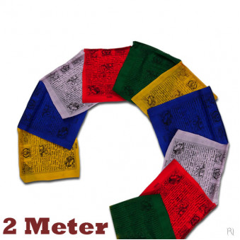 Prayer flags 2 meters