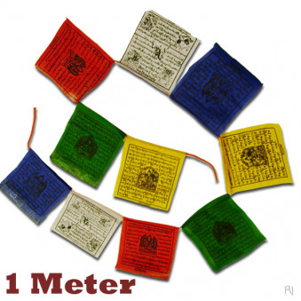 Prayer flags 1 meter
