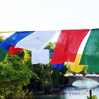 Prayer flags 4 meters