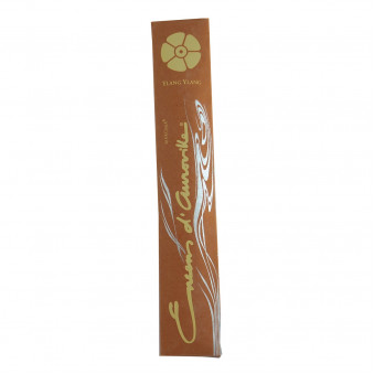 Enclos d'Auroville Encens d'Auroville Incense Ylang Ylang contains exquisite natural ingredients and essences, rolled by hand, Auroville India