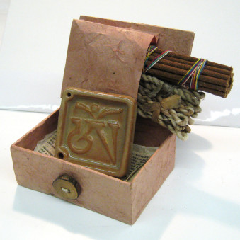 Shanti - Box Pema-Box OM 95 mm