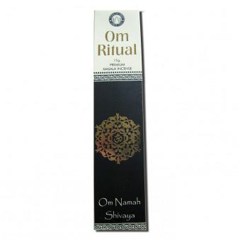 Meditation Incense OM Ritual (Om Namah Shivaya)