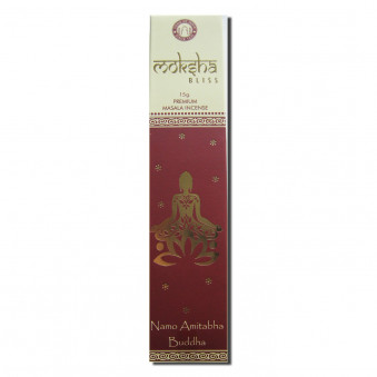 Meditation Incense Moksha (Namo Amitabha Buddha)