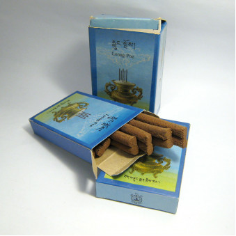 Incense Tibet Loong Poe, 2-pack