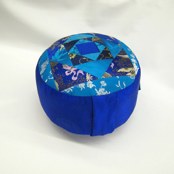 Meditation Cushion Meditation Cushion, blue