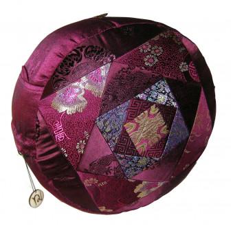 Meditation Cushion, purple