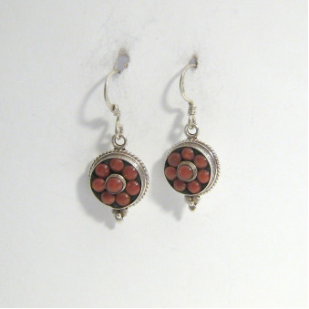 Ear pendants Tibet mini