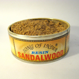 Smoke Sandelwood