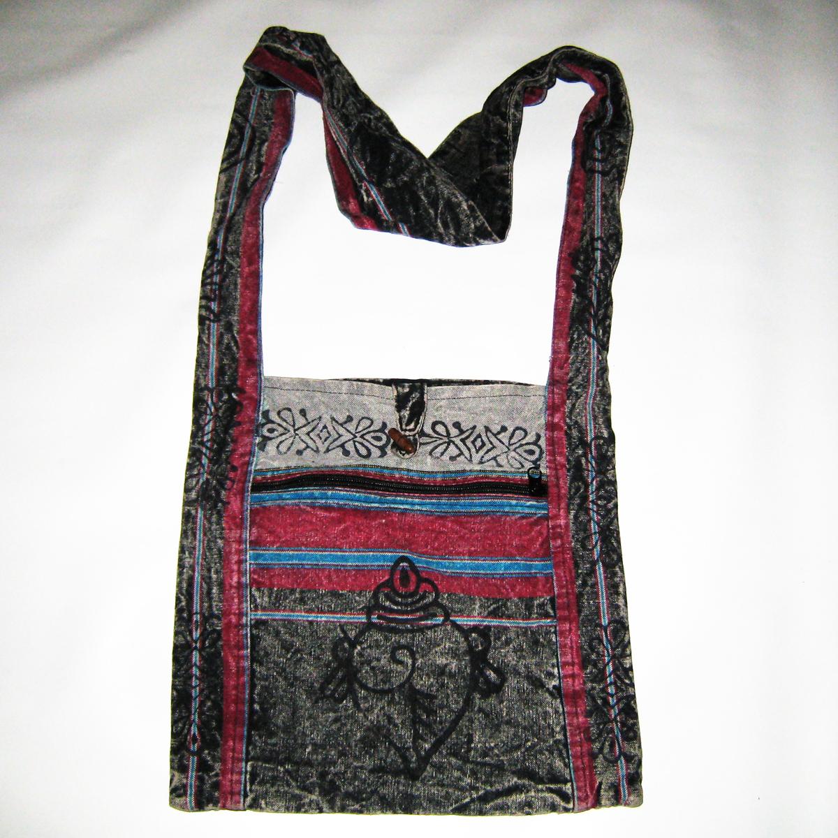 Textile - Bags Cotton Shoulder Bag