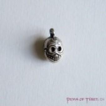 Pendant - Silver Skull S
