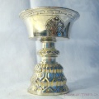 Butter lamp butter lamp carved S