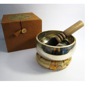 Singing Bowls - Set Singing Bowls Set gold