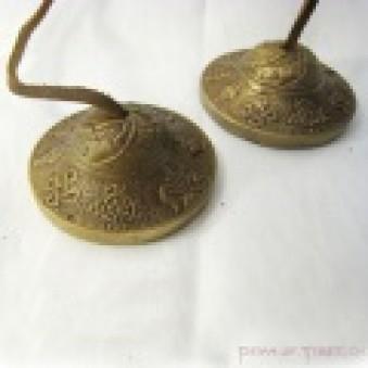 Sound cymbal fine Tashi Darquai 5 cm