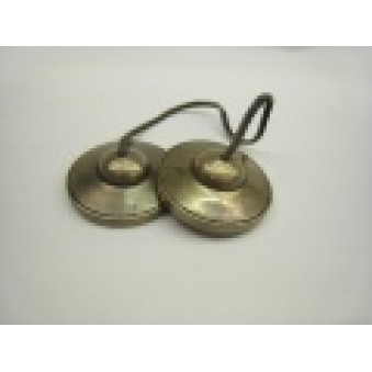 Sound, cymbals polished