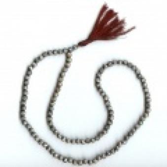 OM Prayer Beads Shell - OM S
