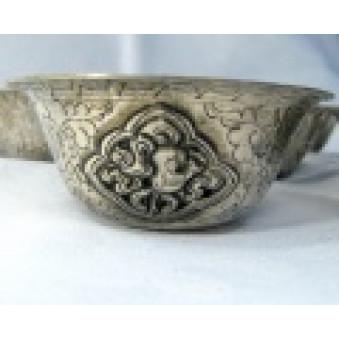 Sacrificial Bowls Sacrificial Bowls Set with Lucky Symbols S