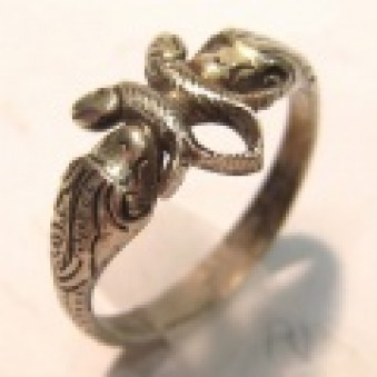 Rings Ri-01 Fish Ring