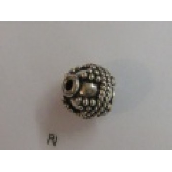 Silver parts, ball sphere, Ø 10 mm