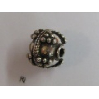 Silver parts, ball sphere, Ø 12 mm