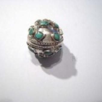Silver parts, ball ball, Ø 22 mm