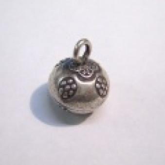 Silver parts, Accessories Bells 16 mm