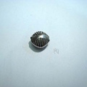 Silver parts, accessories 12 mm